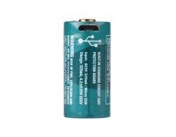 Akumulator 3,7V Olight RCR123A/16340 650 mAh (ORBC-163CO6)