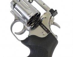 Wiatrówka - rewolwer Dan Wesson 715 6 BB 4,5 mm Silver (18192)