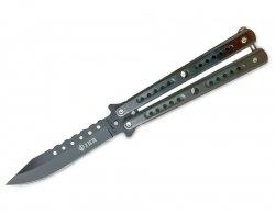 Nóż składany motylek Joker Zamak 10,5 cm (JKR510)