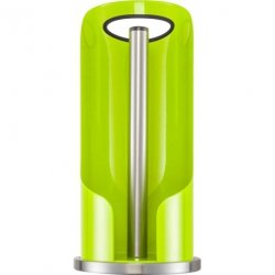 Stojak na papier zielony z uchwytem Wesco