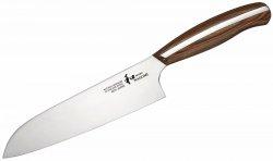 Nóż Santoku 18cm Nagomi Maru