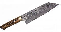 Takeshi Saji YBB Ręcznie kuty nóż Bunka 17cm VG-10