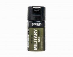 Gaz pieprzowy Walther Military - stożek 40 ml