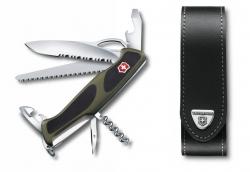 Victorinox Delemont RangerGrip 179 0.9563.MWC4 z ETUI! Kurier Gratis