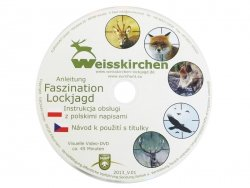 Weisskirchen - wabik na jelenie, dwuczęściowy