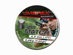 Śrut Umarex Match Pro gładki 4.5 mm 500 szt.