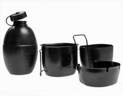Zestaw naczyń BCB 4 part Crusader cooking unit (CN010)