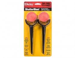 Zestaw celów do zbijania Daisy Shatterblast (980872-444)