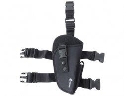 Kabura Crosman z cordury na pistolet Black (SAH04 BLK)