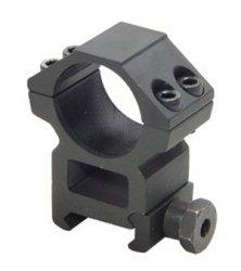 Montaż dwuczęściowy Leapers AccuShot wysoki 1/22 mm Weaver