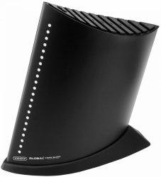 Blok na 9 noży w kształcie żaglowca – czarny Global