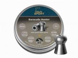 Śrut diabolo H&N Baracuda Hunter 5,5 mm 200 szt.