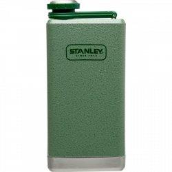 Piersiówka stalowa ADVENTURE - zielona 0.23L / Stanley
