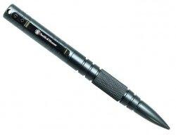 Długopis taktyczny Smith&Wesson Military&Police - Grey (SWPENMPG)