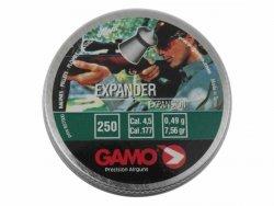 Śrut Gamo Expander 4.5 mm 250 szt. penetrujący