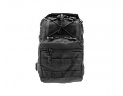 Torba Badger Outdoor Sling Tactical 10 l Black (BO-CCS10-BLK)