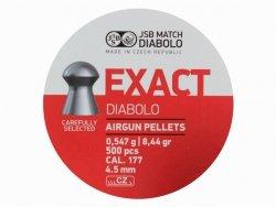 Śrut Diabolo JSB EXACT 4,52  mm 1op=500szt.