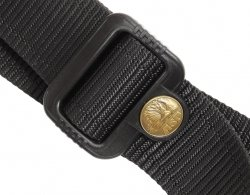 Pas ASP 4,45 cm Tactical Logo Belt Black