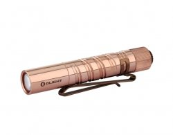 Latarka Olight I3T EOS Limited Edition - Raw Copper - 180 lumenów