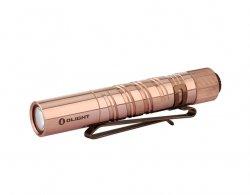 Latarka Olight I3T EOS Limited Edition - Raw Copper - 180 lumenów