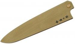 Tojiro Drewniana pochwa Saya na Nóż Santoku 18 cm