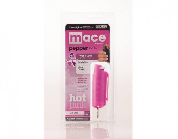 Gaz pieprzowy Mace Hot Pink HardCase - żel 12 ml (80398)