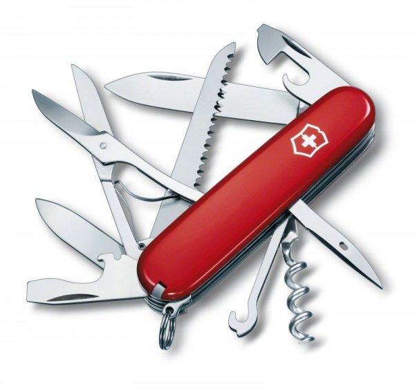Scyzoryk Szwajcarski Victorinox Huntsman 1.3713 +pudełko