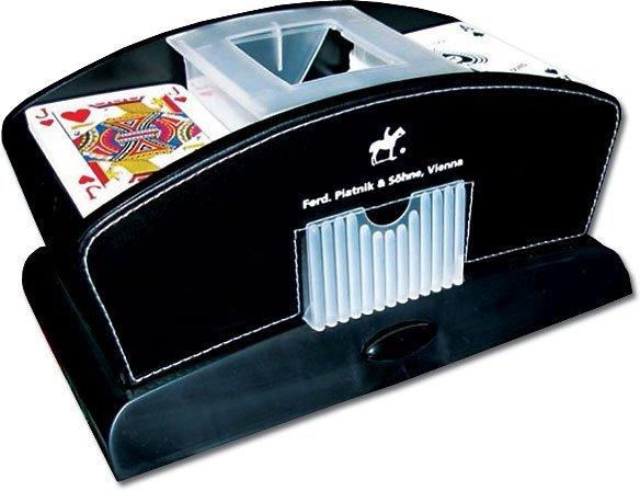 Maszynka do tasowania na baterie
