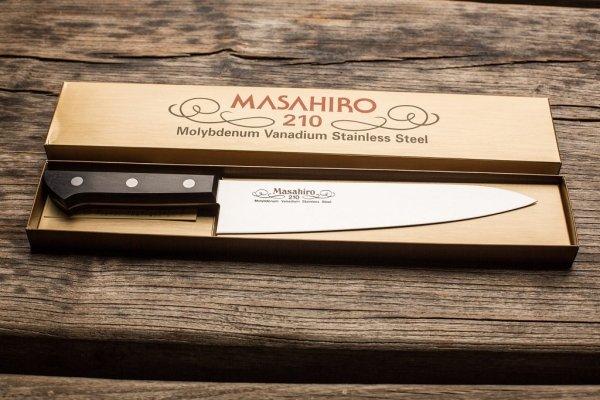 Nóż Masahiro BWH Chef 210mm [14011]