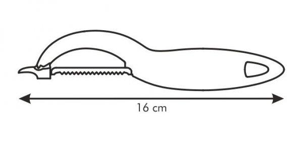 Skrobak z zębatym ostrzem PRESTO Expert Tescoma