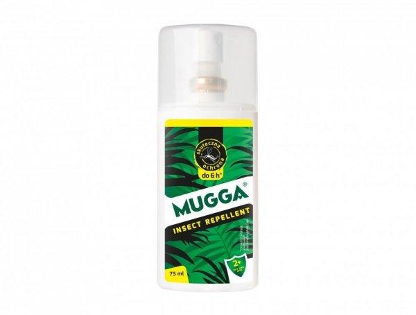 Środek na owady Mugga spray 75 ml (DEET 9,4%)