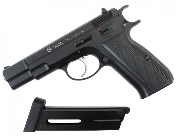 Wiatrówka CZ 75 Blow Back 4,5 mm MS (17619)