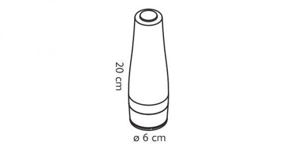Elektryczny młynek do pieprzu/soli PRESIDENT