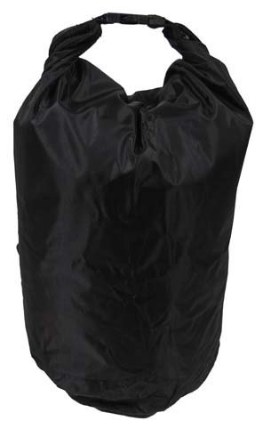 Worek wodoodporny MFH - czarny (42x32 cm) 15 l