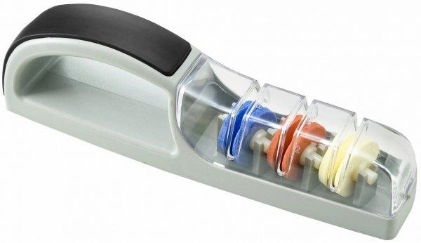 MinoSharp PLUS 3 Ceramiczna ostrzałka wodna 550, szaro-czarna