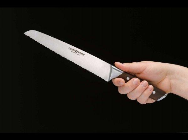 Nóż do chleba Boker Forge Wood