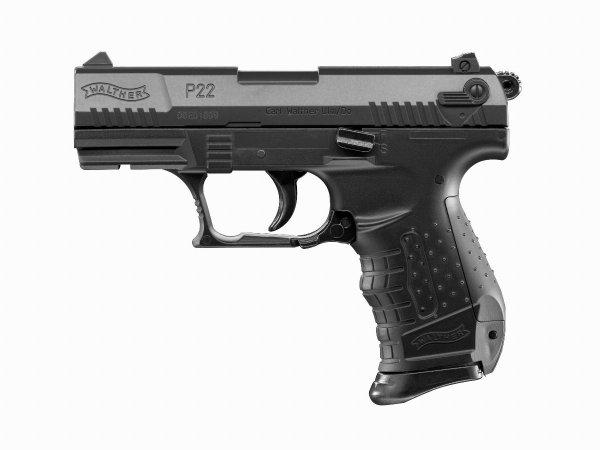 Pistolet wiatrówka ASG Walther P22 6 mm 2.5179