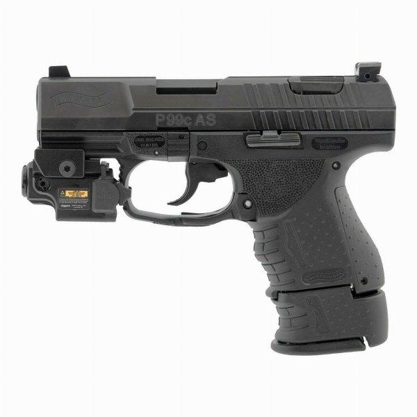 Celownik laserowy do pistoletu Leapers Ambidextrous Compact Green Laser