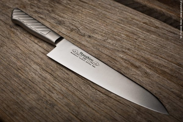Zestaw noży Masahiro MV-S 136_112302