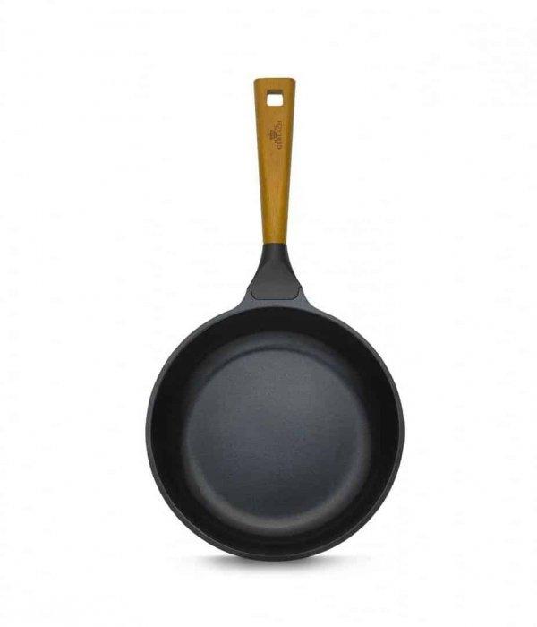Gerlach Patelnia z powłoką ceramiczną Natur 24 cm