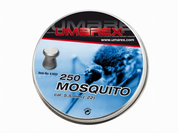 Śrut Umarex Mosquito Ribbed 5.5 mm 250 szt.