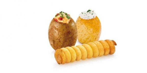 Wykrawacz do nadziewanych ziemniaków Tescoma