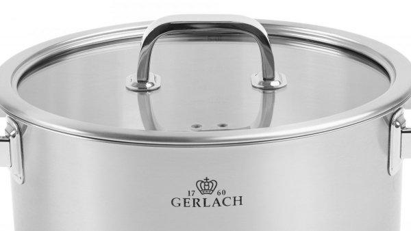 Gerlach garnki Prestige 9 el.