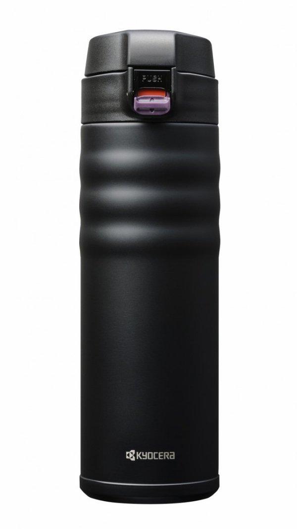 Kyocera Ceramiczny kubek termiczny 500ml Czarny