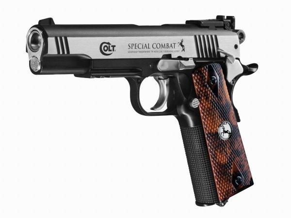 Pistolet Colt Special Combat Classic 4.46 mm