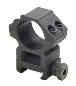 Montaż dwuczęściowy Leapers AccuShot wysoki 30/22 mm (weaver)