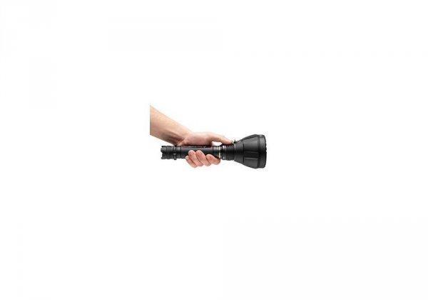 Ładowalna latarka ręczna o dużej mocy, 1100 lm, Blitz LR11 Mactronic