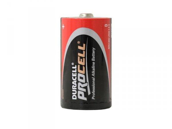 Bateria alkaliczna R20 Duracell Procell 1 szt.