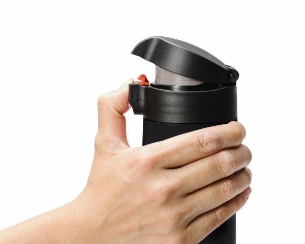 Kyocera Ceramiczny kubek termiczny 350ml Czarny