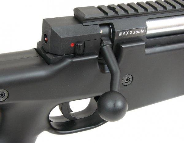 Karabin ASG AW308 Sniper Black (15908)